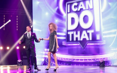 Avi Armoza's 'I Can Do That', a celebrity variety show, hasn't been shown on local channels but was just sold to NBC (Courtesy 'I Can Do That')
