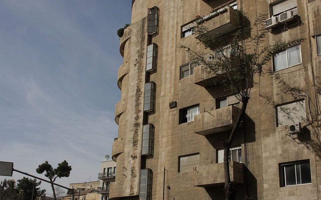 Beit Ha'Ma'alot apartment complex (Photo credit: Shmuel Bar-Am)