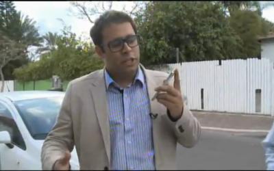 Freshman Likud MK Oren Hazan (screen capture: Ynet video)