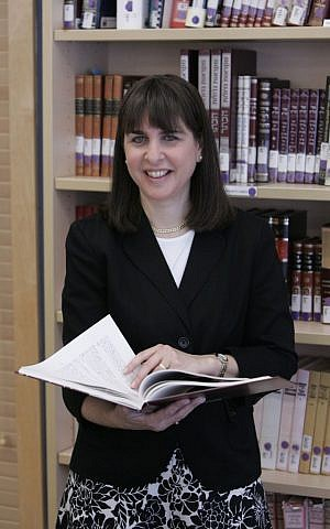Rachel Friedman, dean and founder of Lamdeinu, a new learning center in Teaneck, New Jersey. (courtesy)