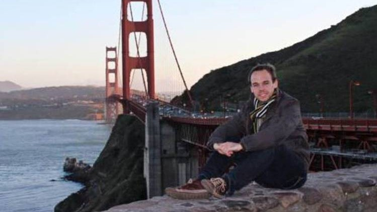 Andreas Lubitz, the copilot suspected of deliberately crashing a Germanwings flight in France on Tuesday, March 24, 2015 (photo credit: Facebook)