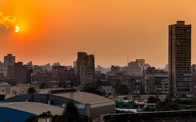 Illustrative photo of Cairo. (Shutterstock)