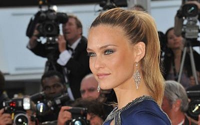 Israeli supermodel Bar Refaeli in Cannes in 2011. (Shutterstock)