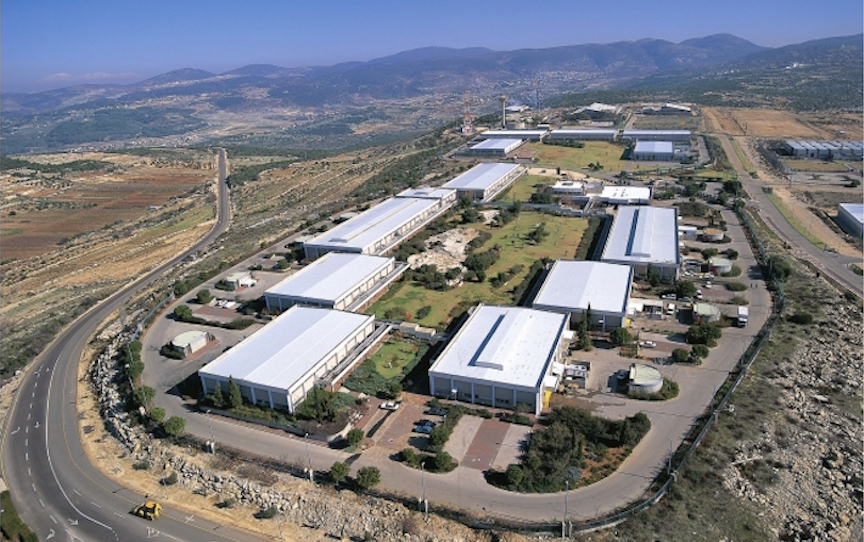 Tefen Industrial Park (Photo credit: Courtesy)