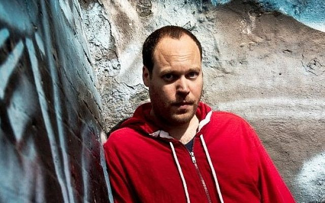 'I've always been attracted to the weird in fiction,' Lavie Tidhar tells JTA (Photo credit: Kevin Nixon/SFX Magazine/TeamRock/(JTA)