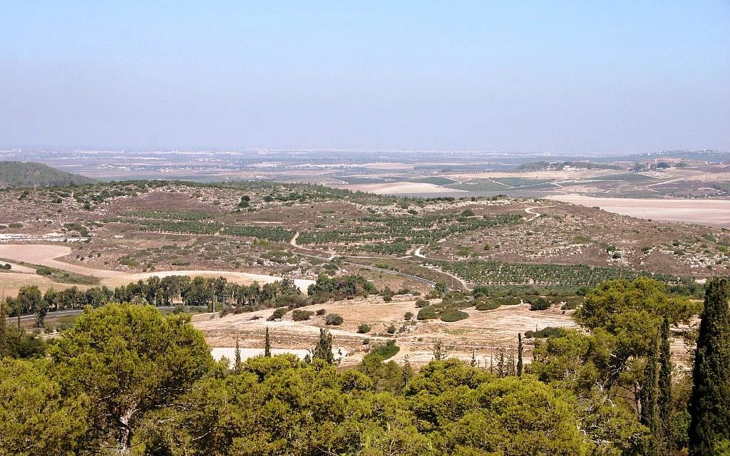 The view from Beit Jamal (photo credit: Shmuel Bar-Am)