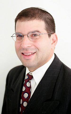 Rabbi Seth Farber, founder of ITIM. (photo credit: Courtesy)