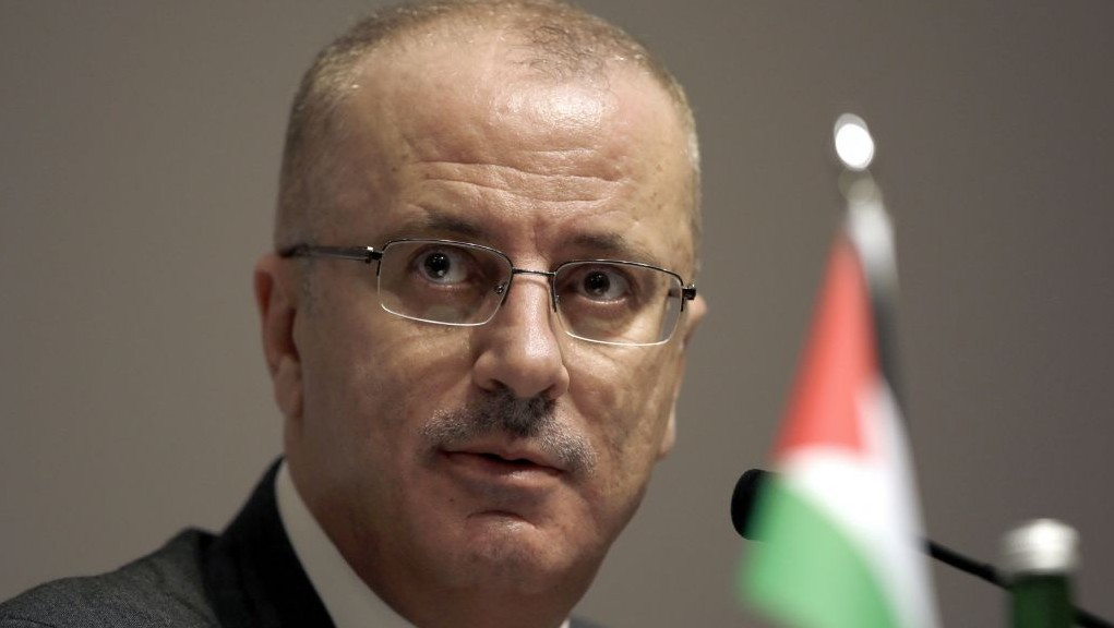 Image result for Palestinian Prime Minister Rami Hamdallah, photos