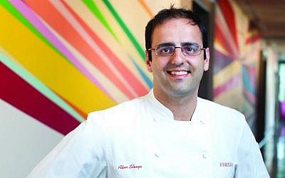Chef Alon Shaya (photo credit: Besh Restaurant Group/via JTA)