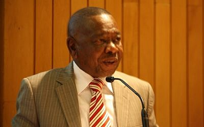 Blade Nzimande (photo credit: State Department / Wikipedia)