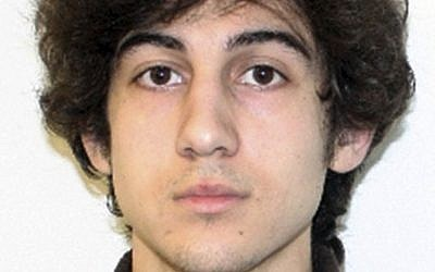 Dzhokhar Tsarnaev, convicted in the Boston Marathon bombing. (AP/FBI, File)
