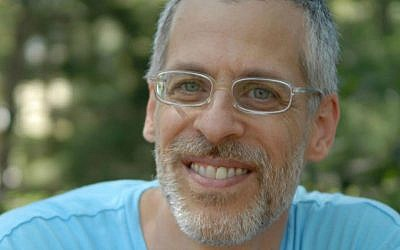 Connecticut College Prof. Andrew Pessin says he is the target of an anti-Israel witch hunt. (courtesy)