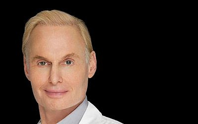 Dr. Fredric Brandt (photo credit: Wikimedia Commons/Apoorvaphale CC BY-SA 3.0)