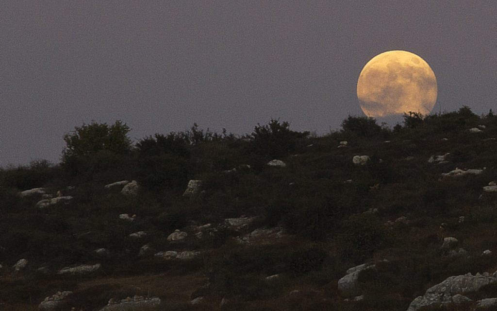 Another step for mankind: Israeli scientists advance theory on moon's origin