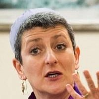 Laura Janner-Klausner (Photo credit: CC BY-SA CotevDafWiki/Wikipedia)