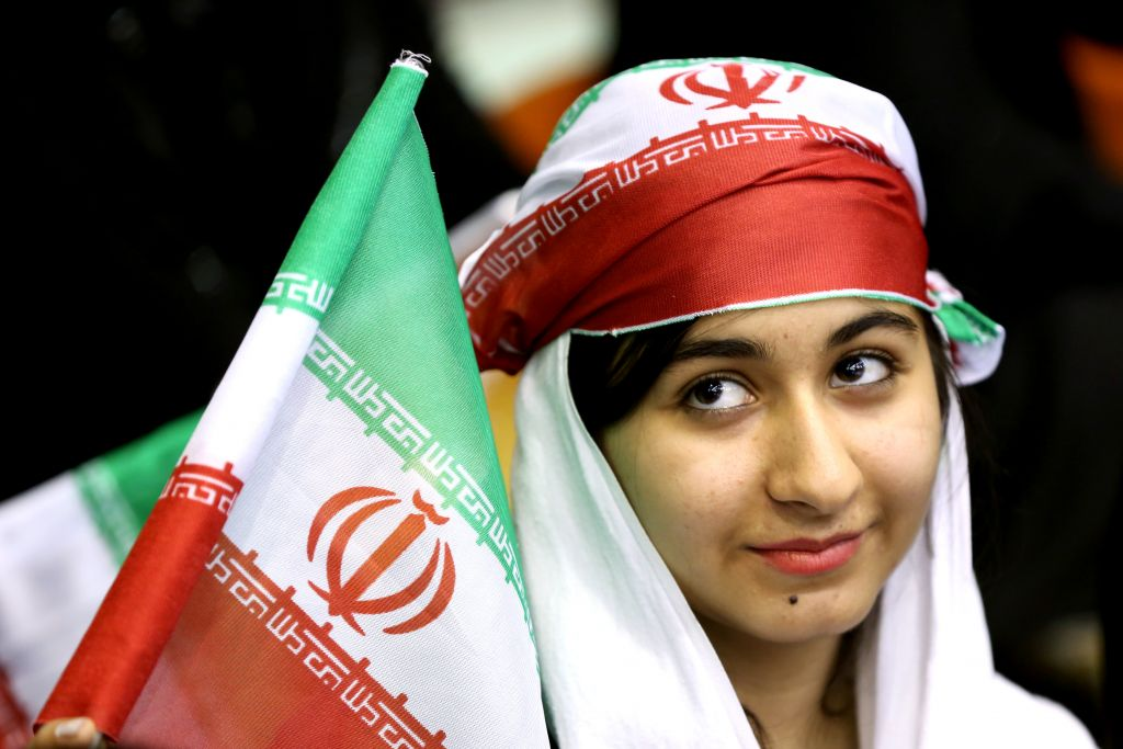 Rouhani: Women to get access to stadiums
