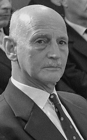 Otto Frank (photo credit: Dutch National Archives, and Spaarnestad Photo / Wikipedia)