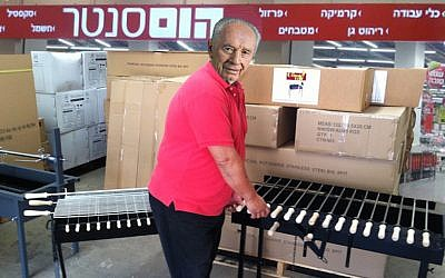 Because Shimon Peres went looking for a job.