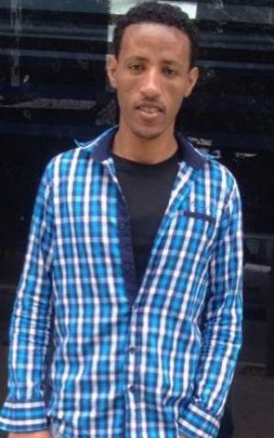 One of the victims, 'T,' had been held in the Holot detention facility in southern Israel before opting to travel to a third country. (Photo credit: courtesy of the Hotline for Refugees and Migrants)