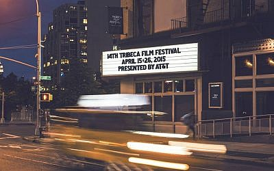 There's gotta be something Jewy about New York's Tribeca Festival, right? Well, kind. (Tribeca Film Festival)