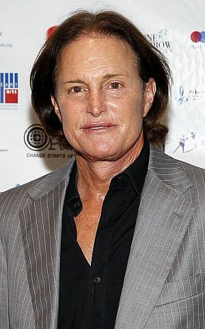 Former Olympic athlete Bruce Jenner and patriarch of the Kardashian television clan will give a two-hour interview to Diane Sawyer airing on Friday, April 24. (Photo by Mark Von Holden/Invision/AP, File)