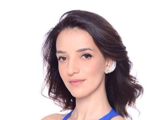 Arab Israeli TV presenter Lucy Aharish (photo credit: Facebook)