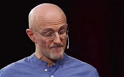 Italian surgeon Dr. Sergio Canavero (Photo credit: YouTube screen capture)