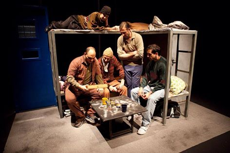 A still from the play 'A Parallel Time' (Courtesy)