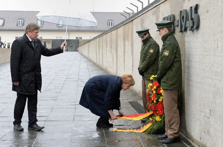 German politician urges concentration camp visits for all