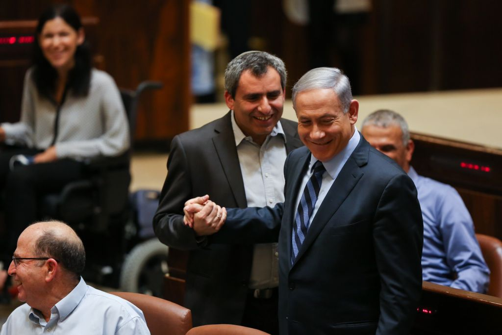 expand knesset lawmakers vote - 1024×683