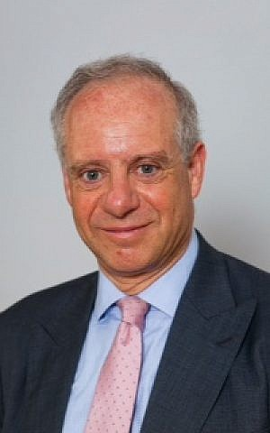 Jonathan Arkush, president of Board of Deputies. (courtesy)