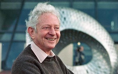 Nobel laureate Leon M. Lederman (US Department of Energy via Flickr)
