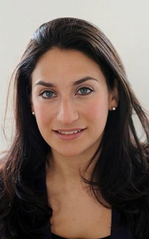 During last summer's Gaza war, there was strident anti-Semitic abuse on social media aimed at MP Luciana Berger. (Emma Baum)