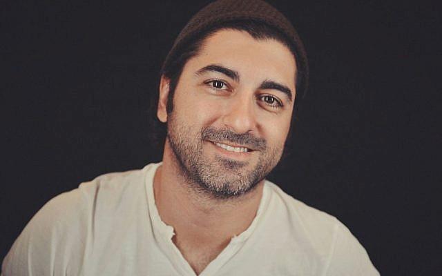 Iranian-American filmmaker Abazar Noorizad photo credit: courtesy/Abazar Noorizad