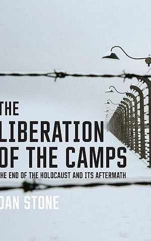 'The Liberation of the Camps' by Prof. Dan Stone describes the long journey of Jewish displaced persons to truly experience freedom post WW-II. (courtesy)