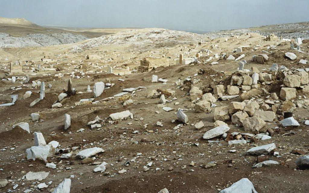 Shore, Stephen. Nabi Musa, 2010. Copyright Stephen Shore.