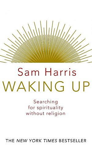Cover of 'Waking Up' by Sam Harris (courtesy)