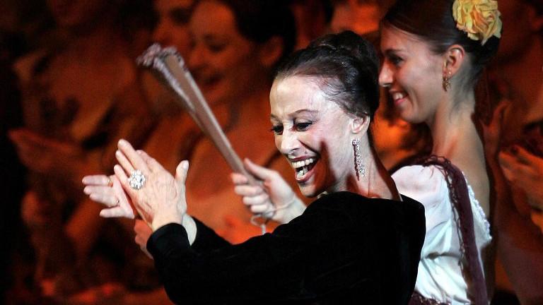 Russia mourns Jewish ballet rebel Maya Plisetskaya | The ...