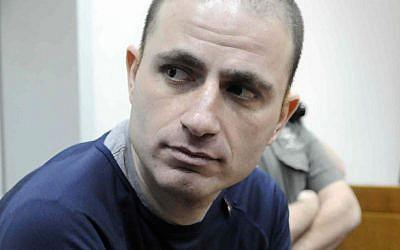 Israeli crime boss Assi Abutbul (Yossi Ziliger, Flash 90)