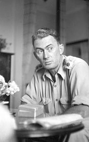 Col. Binyamin Jibli during his tenure as head of military intelligence (photo credit: Courtesy of IDF Archives in the Defense Ministry, photographer unknown)