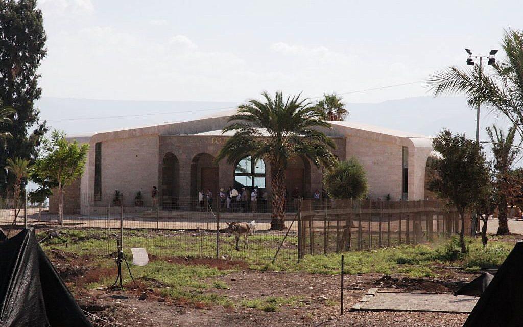 Magdalas prayer and reflection center (Shmuel Bar-Am)