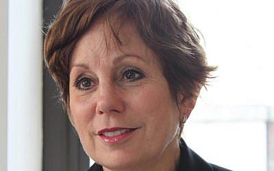 Joyce Dubensky, CEO of the Tanenbaum Center for Interreligious Understanding, was seriously injured in the Amtrak derailment, May 12, 2015. (photo credit: JTA/Tanenbaum Center website)