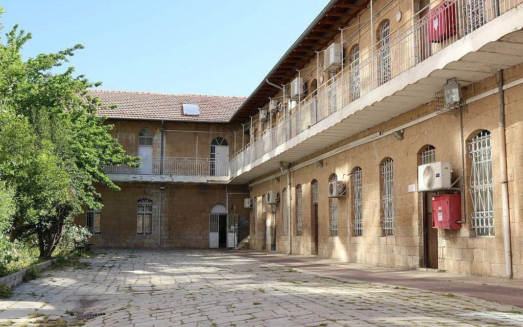 The Sephardi Orphanage (Photo credit: Shmuel Bar-Am)