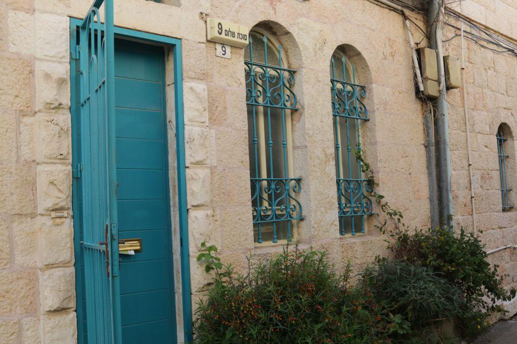 A home in the Sukkat Shalom neighborhood (Photo credit: Shmuel Bar-Am)