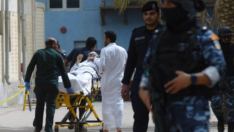 Kuwait arrests driver of bomber in IS mosque attack | The Times of ...