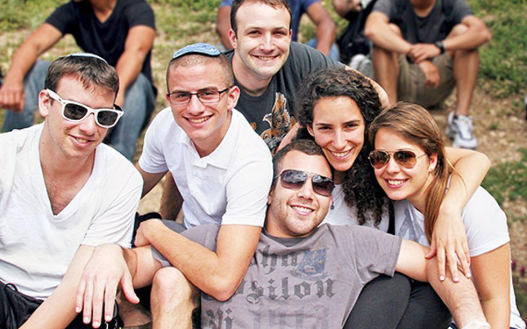 Students at IDC (photo: Courtesy)