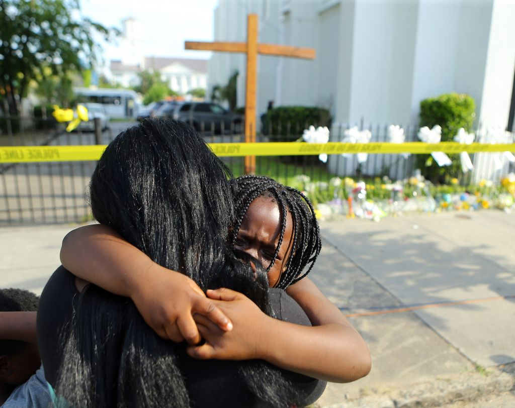 5-Year-Old Girl Survives Charleston Church Shooting By Playing Dead advise