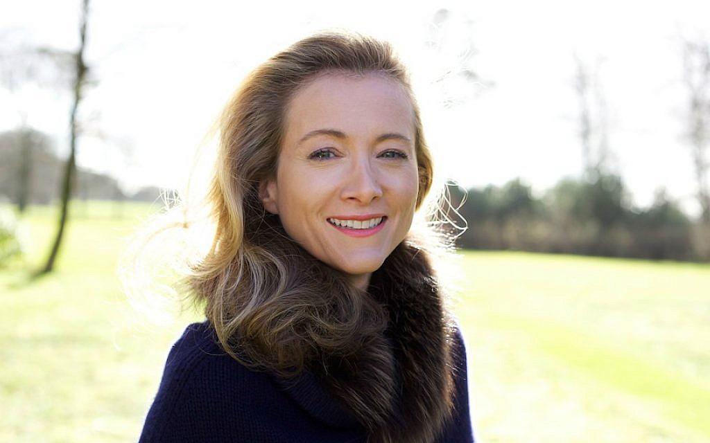 Miel de Botton, Yolande's granddaughter and producer of the film 'Yolande: An Unsung Heroine' (courtesy)