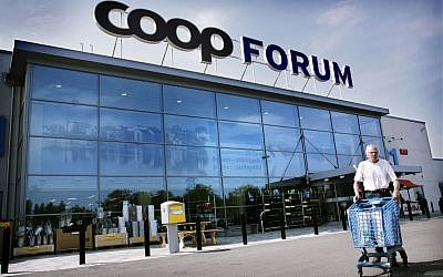 A Coop outlet in Sweden (courtesy)