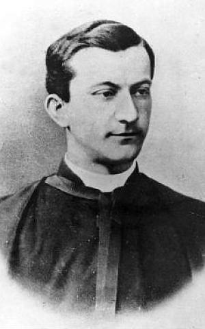 A 1908 picture of French Roman Catholic priest Leon Gustav Dehon (1843-1925). (Public Domain, Wikimedia)